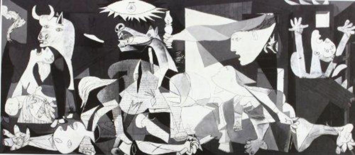 Picasso 1927-1939 Del Minotauro Al Guernica