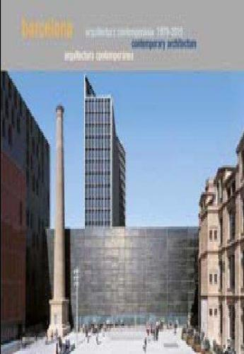 Barcelona Guia De Arquitectura Contemporanea 1979-2010