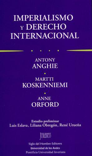 Imperialismo Y Derecho Internacional