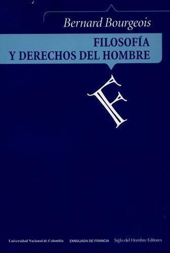 Filosofia Y Derechos Del Hombre