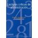 Lecturas Criticas De Administracion