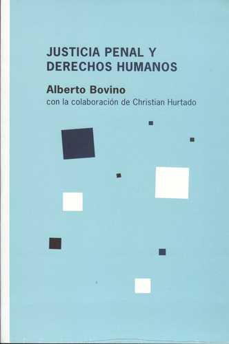 Justicia Penal Y Derechos Humanos