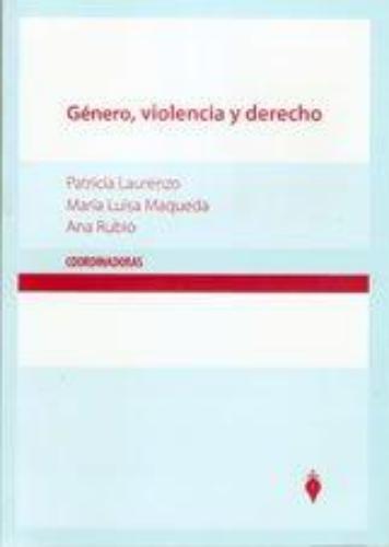 Genero Violencia Y Derecho