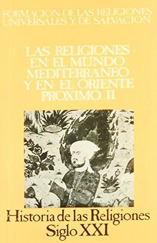 Historia De Las Religiones No. 06 Las Religiones En El Mundo Mediterraneo