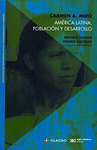 America Latina Poblacion Y Desarrollo