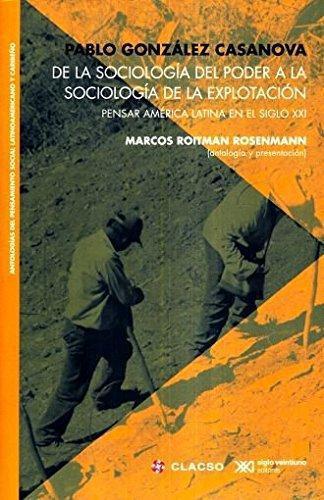De La Sociologia Del Poder A La Sociologia De La Explotacion