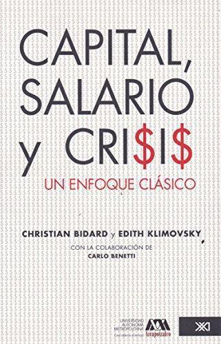 Capital Salario Y Crisis