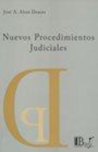 Nuevos Procedimientos Judiciales