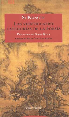 Veinticuatro Categorias De La Poesia, Las