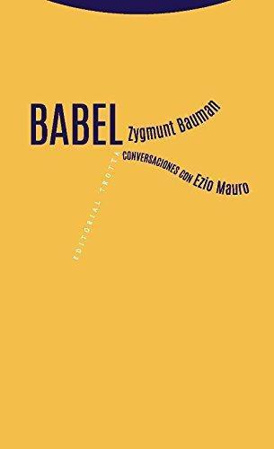 Babel. Conversaciones Con Ezio Mauro