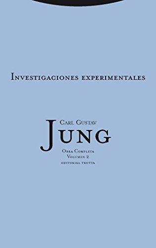 Jung 02: Investigaciones Experimentales