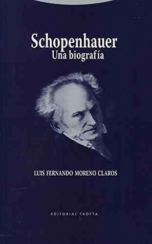 Schopenhauer Una Biografia