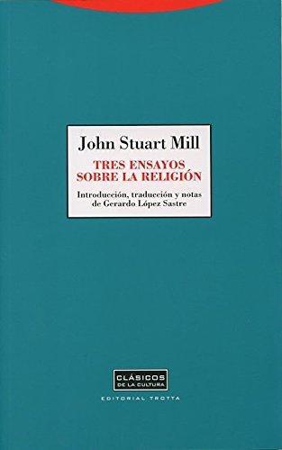 Tres Ensayos Sobre La Religion
