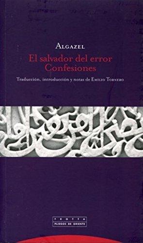Salvador Del Error. Confesiones, El