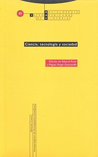 Eiaf No. 32 Ciencia Tecnologia Y Sociedad