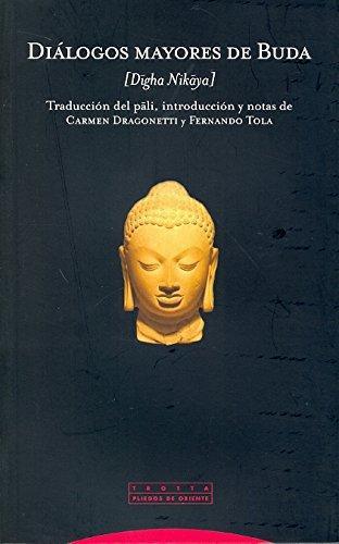 Dialogos Mayores De Buda