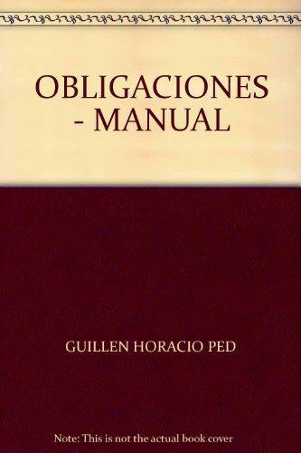 Obligaciones Manual