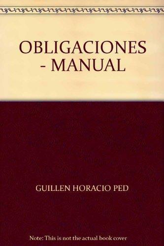 Obligaciones Manual