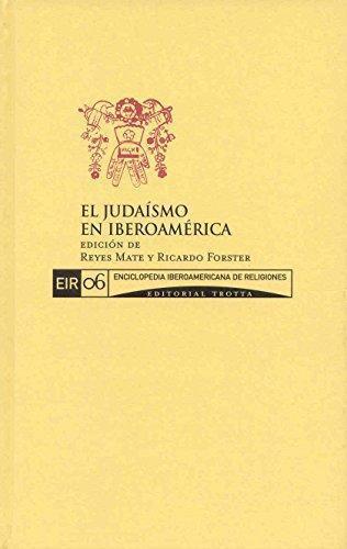 Judaismo En Iberoamerica. Eir 06, El