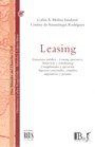 Leasing Estructura Juridica