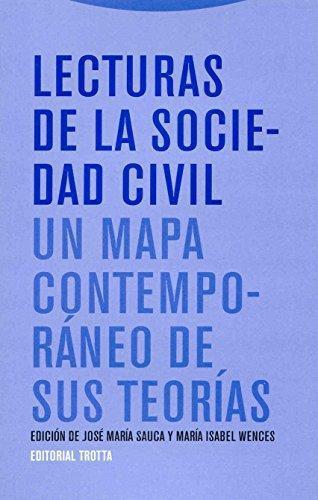 Lecturas De La Sociedad Civil