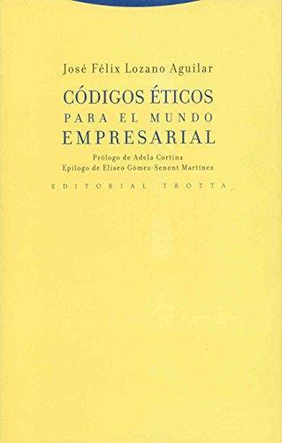 Codigos Eticos Para El Mundo Empresarial