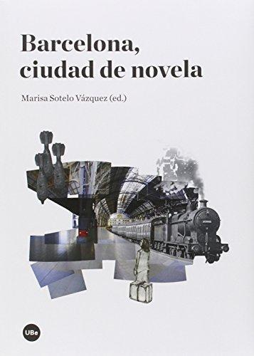 Barcelona Ciudad De Novela