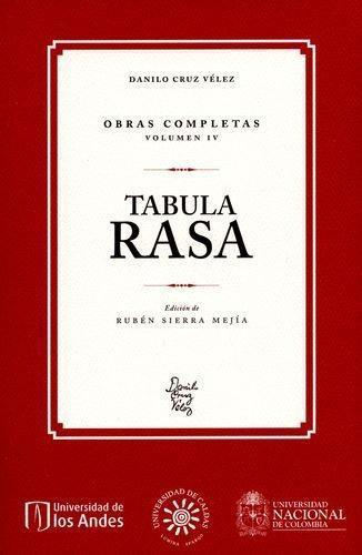 Tabula Rasa (Obras Vol.4)