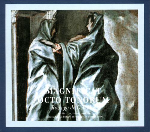 Magnificat Octo Tonorum (Cd)