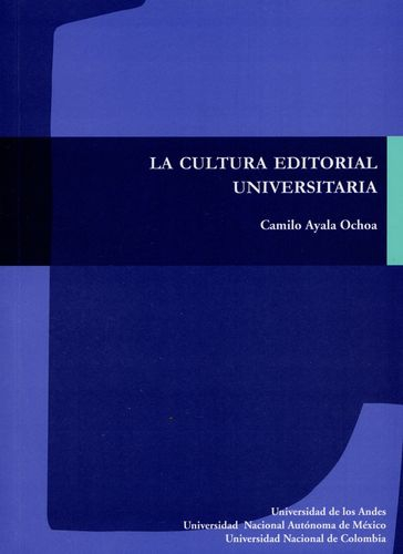 Cultura Editorial Universitaria, La