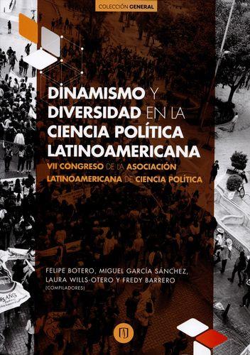 Dinamismo Y Diversidad En La Ciencia Politica Latinoamericana