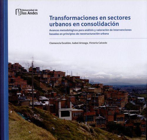 Transformaciones En Sectores Urbanos En Consolidacion