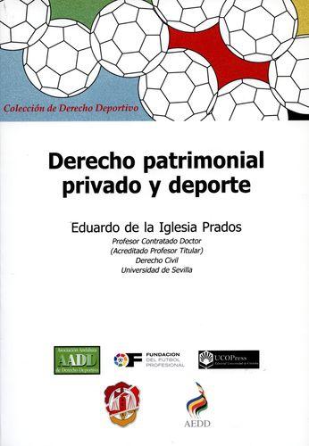 Derecho Patrimonial Privado Y Deporte