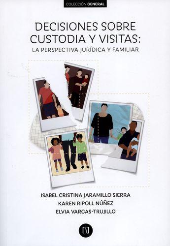 Decisiones Sobre Custodia Y Visitas Perspectiva Juridica Y Familiar