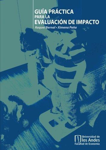 Guia Practica Para La Evaluacion (+ Cd) De Impacto