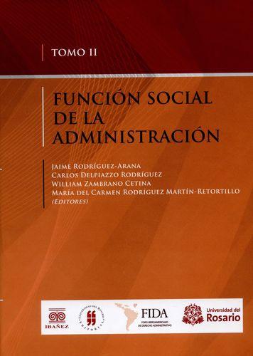 Funcion Social De La (Ii) Administracion