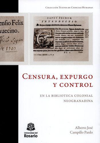 Censura Expurgo Y Control