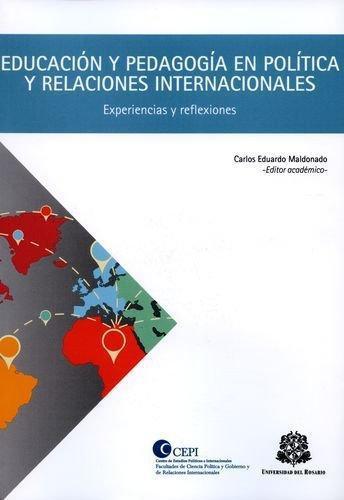 Educacion Y Pedagogia En Politica Y Relaciones Internacionales