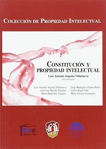 Constitucion Y Propiedad Intelectual
