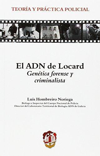 Adn De Locard Genetica Forense Y Criminalista, El
