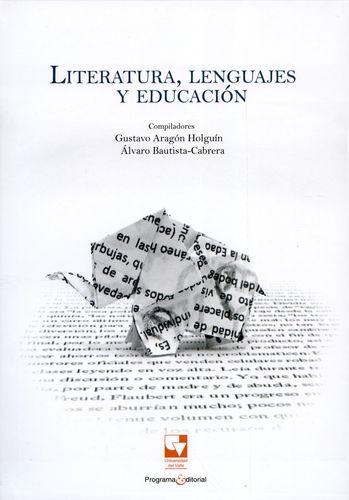 Literatura Lenguajes Y Educacion