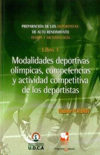 Preparacion De Los Deportistas (1) Modalidades Deportivas Olimpicas