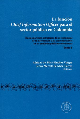 Funcion Chief Information Officer (I) Para El Sector Publico En Colombia, La
