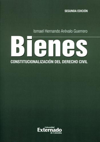 Bienes Constitucionalizacion Del Derecho Civil