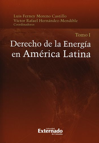 Derecho De La Energia (I) En America Latina