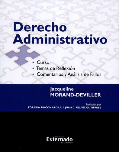 Derecho Administrativo Curso Temas De Reflexion Comentarios Y Analisis De Fallos
