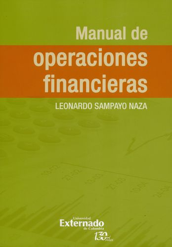 Manual De Operaciones Financieras