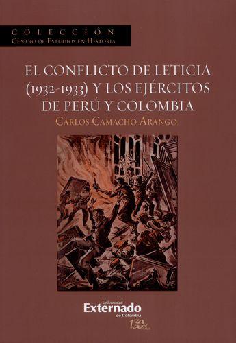 Conflicto De Leticia 1932-1933 Y Los Ejercitos De Peru Y Colombia, El