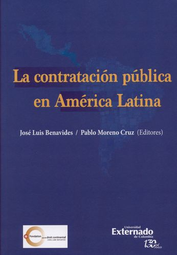 Contratacion Publica En America Latina, La