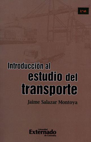 Introduccion Al Estudio Del Transporte